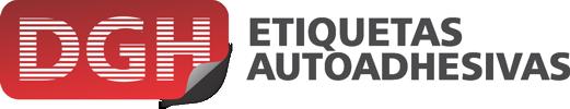 DGH Etiquetas Autoadhesivas Logo