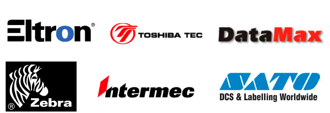 Ribbon para impresora Eltron, Toshiba TEC, DataMax, Zebra, Intermec, Sato